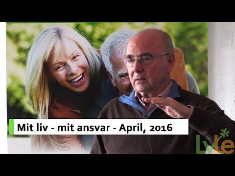 Mit liv - mit ansvar - April, 2016