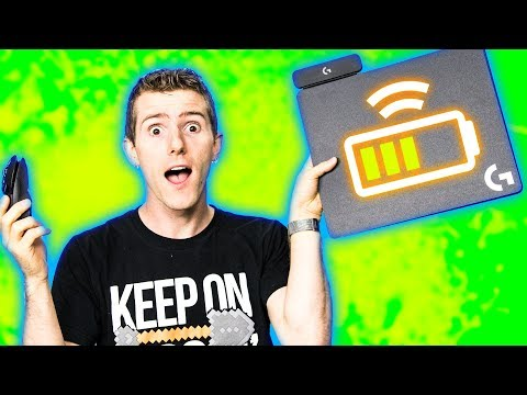 A Wireless Mouse That Lasts FOREVER! - HOLY $H!T Ep. 20 - UCXuqSBlHAE6Xw-yeJA0Tunw