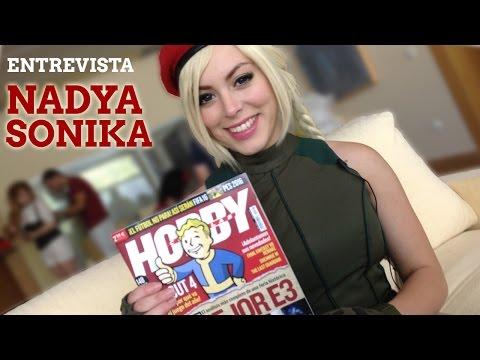 Cosplay: Entrevista con Nadya Sonika - default