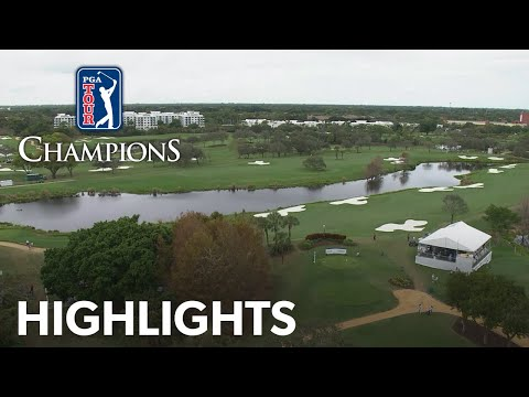 Highlights   Round 1   Oasis Championship