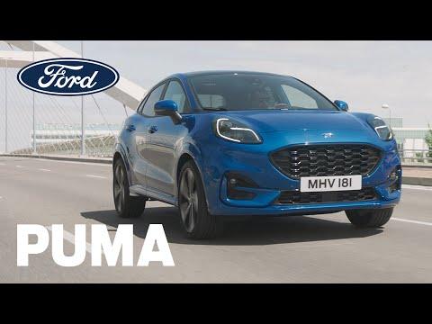 Nový Ford Puma | Ford Česká republika
