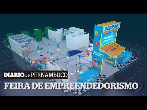 SEBRAE promove inspiração com feira de empreendedorismo