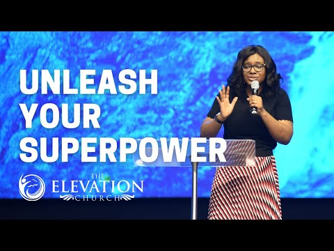 Unleash your Superpower - Pastor Bola Akinlabi - The Elevation Church Sunday Service - 20-06-2021