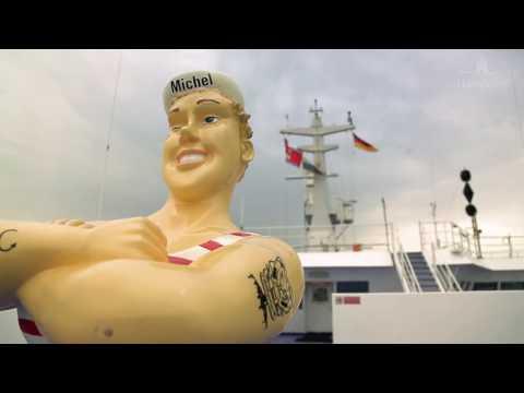Michel fährt nach Göteborg mit Stena Line