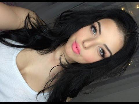 Chit Chat GRWM   Smokey Liner + Pink Lips! - UCvIwi6KCreq5bR1S7e6umdQ
