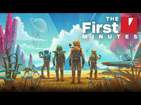 The First 15 Minutes of No Man's Sky NEXT on Xbox One X (Captured in 4K) - UCKy1dAqELo0zrOtPkf0eTMw