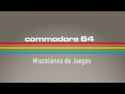 Directitos in the middle of the Night: Juengos 90nteros - C64 Real 50 Hz