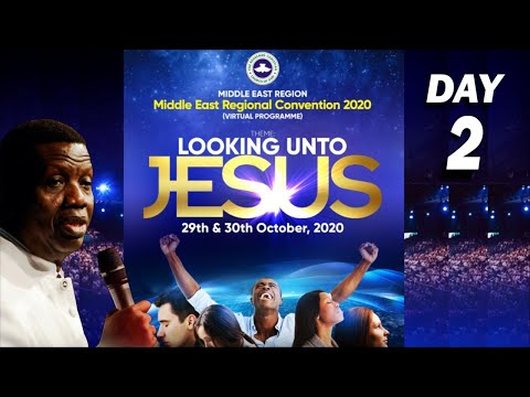 RCCG MIDDLE EAST REGIONAL CONVENTION 2020  DAY 2
