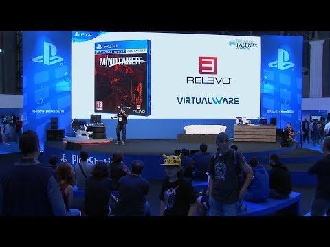 Presentación Mindtaker (Barcelona Games World) (2017)