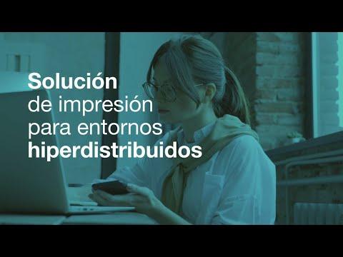 Brother - solución de impresión para entornos hiperdistribuidos
