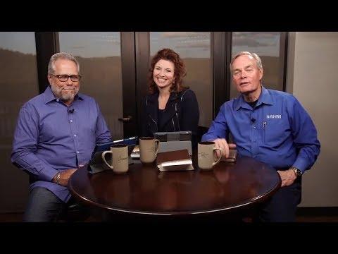 Andrew's Live Bible Study - Arthur Meintjas & Andrew Wommack - September 17, 2019