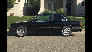 M60 V8-Swapped BMW E30 – One Take