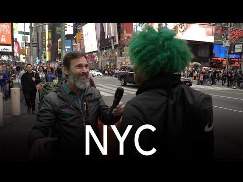 Rabbi Street Evangelism in New York