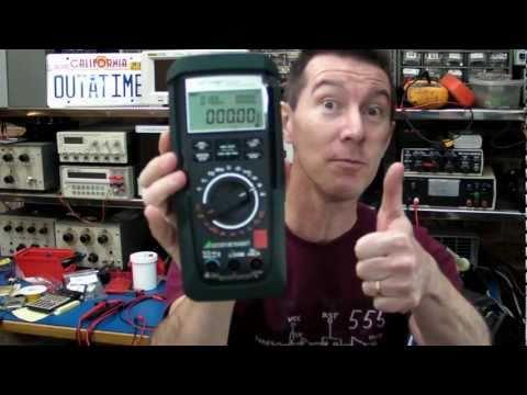 EEVblog #173 - Gossen Metrahit Energy Multimeter Teardown - UC2DjFE7Xf11URZqWBigcVOQ