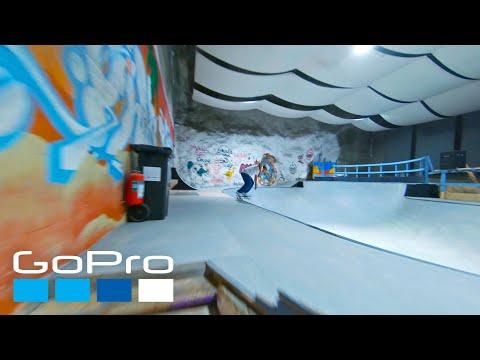 GoPro Awards: Indoor Skatepark FPV   Bunkeberget