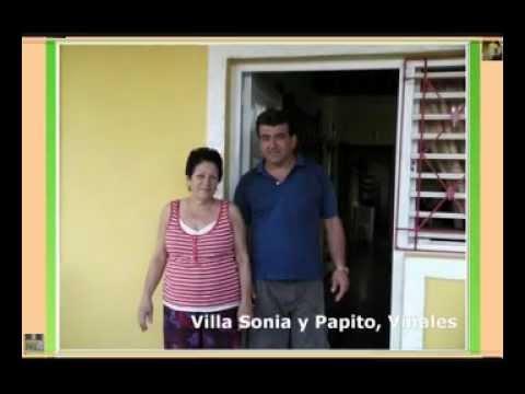 Villa Sonia y Papito en Viñales, Cuba