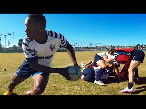"GoPro: ""Two Roads"" - Rugby with Carlin Isles (Ep. 4)"