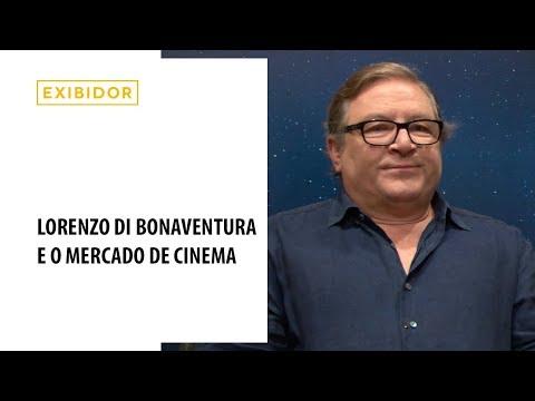 Lorenzo di Bonaventura fala sobre mercado de cinema