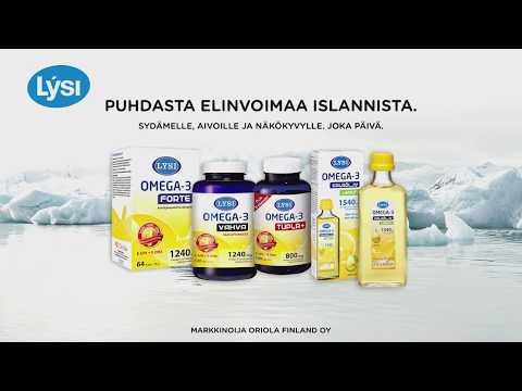 Lysi - Puhdasta elinvoimaa Islannista