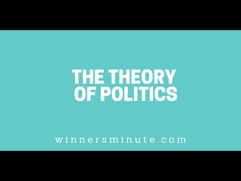 The Theory of Politics // The Winner's Minute With Mac Hammond