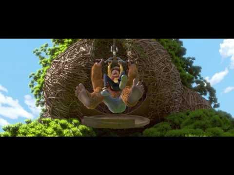 Bigfoot Junior - Biopremiär augusti - Officiell trailer