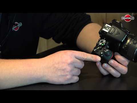 Videorecenze Nikon D5500 tělo