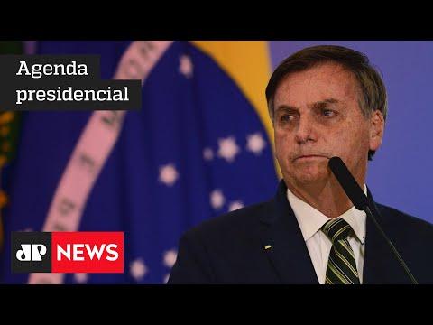 Bolsonaro deve ter encontro com Queiroga nesta segunda-feira (19)