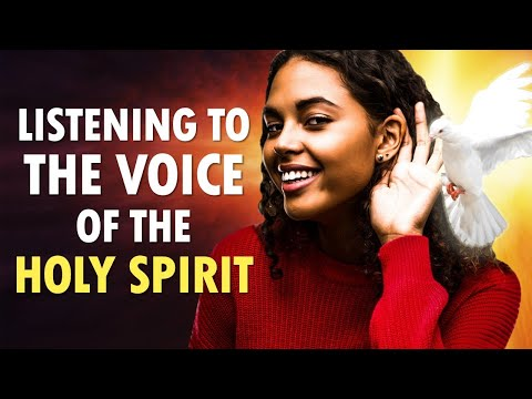 Listening to the VOICE of the HOLY SPIRIT - Morning Prayer