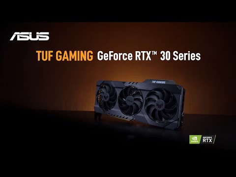 TUF Gaming GeForce RTX™ 30 Series | ASUS
