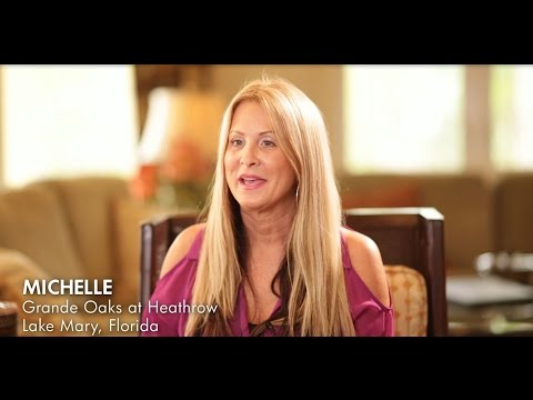 Michelle talks about why Grande Oaks at Heathrow was her choice