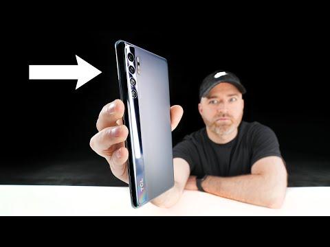 This Sleek New Smartphone Eliminates the Camera Hump...