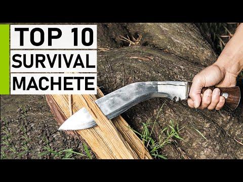 Top 10 Best Machete for Outdoor Survival