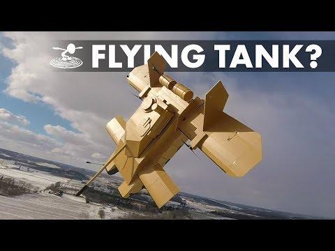 Will Our Dream Come True? // Giant Flying Tank - UC9zTuyWffK9ckEz1216noAw