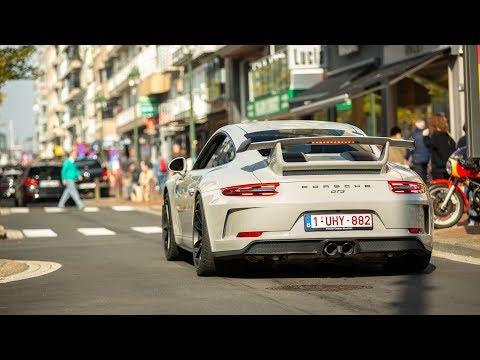 Porsche 991.2 GT3 - Launch Control, Accelerations & Downshifts !