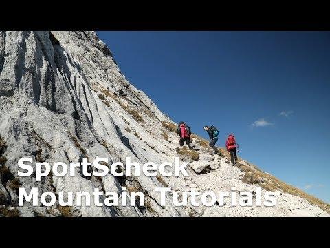 Am Berg: Tipps für die Wanderung | SportScheck Mountain Tutorials