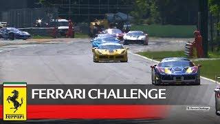 Ferrari Challenge Europe – Monza 2017, Trofeo Pirelli Race 2