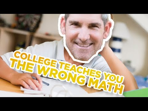 College Teaches You the Wrong Math - Grant Cardone photo