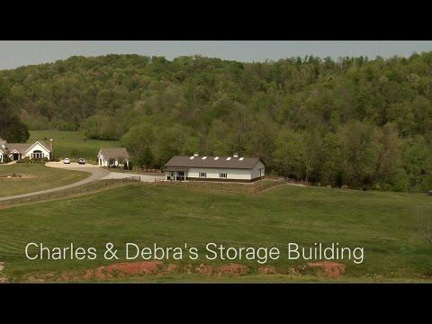 Charles & Debra's Storage Building