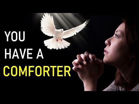 YOU HAVE A COMFORTER - BIBLE PREACHING  PASTOR SEAN PINDER