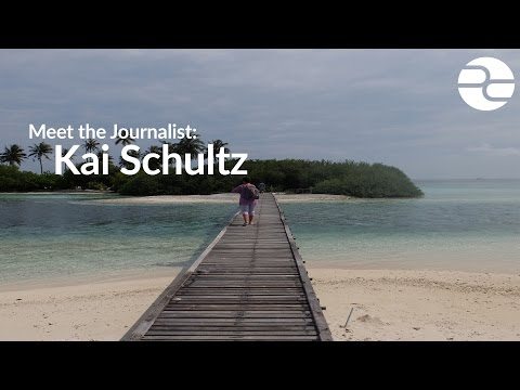 Meet the Journalist: Kai Schultz
