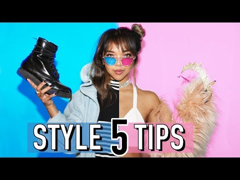 5 TIPS ON HOW TO FIND YOUR PERSONAL STYLE! | Nava Rose