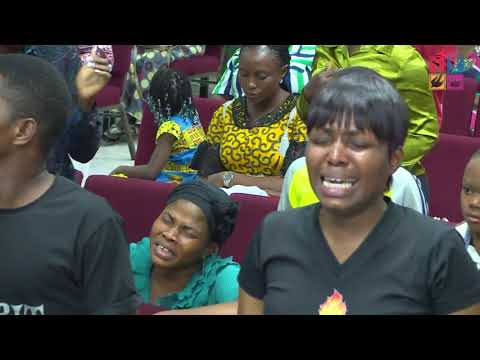 Pressing On: Pastor Chigozie Wizdom At Foursquare VGC