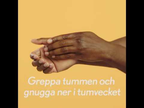 Sprita händerna