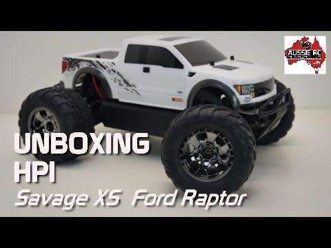Unboxing: HPI Savage XS MT Flux - UCOfR0NE5V7IHhMABstt11kA