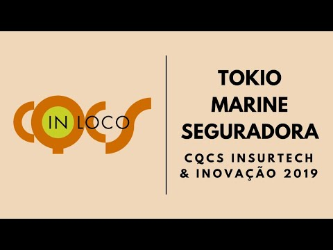 Imagem post: Tokio Marine Seguradora no CQCS Insurtech e Inovacão 2019