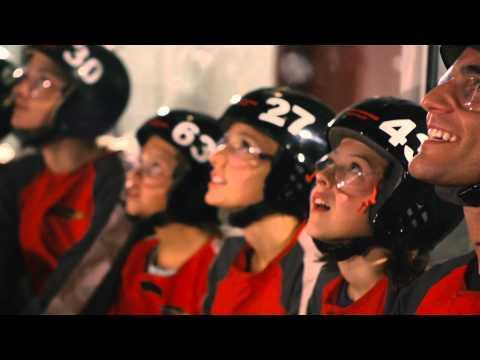Imagefilm Indoor Skydiving Bottrop