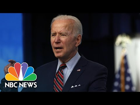 Biden Fails To Deliver On Major Immigration Promises Before 100 Days In Office   NBC News NOW