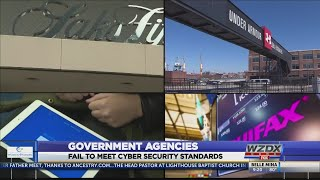 At least 8 Federal agencies fail to meet cyber security standards
