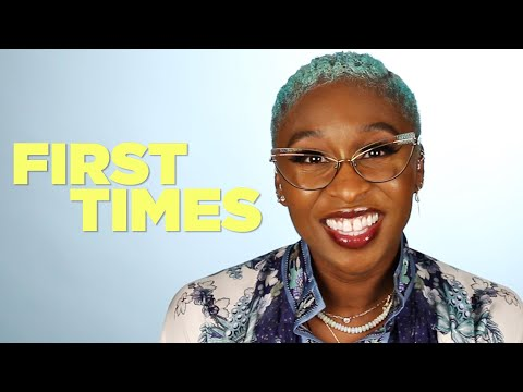 Cynthia Erivo Tells Us About Her First Times