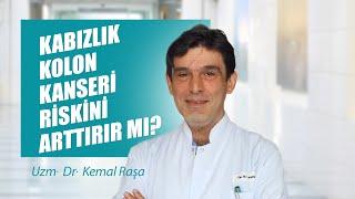 [Video] Kabızlık kolon kanseri riskini arttırır mı? - Dr. Kemal Raşa